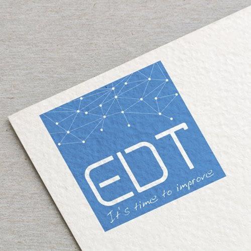 Logotipo EDT