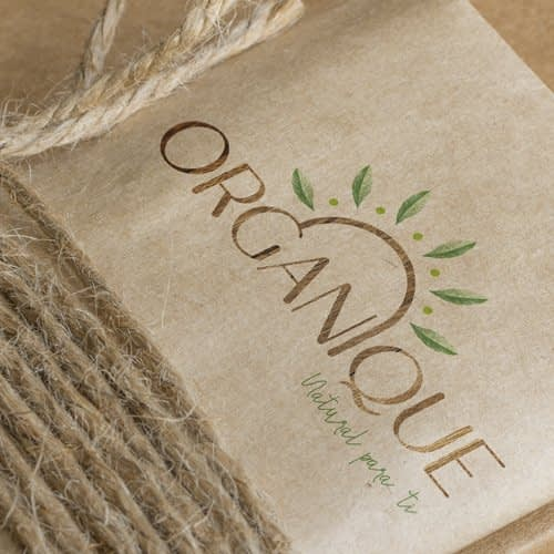 Logotipo Organique