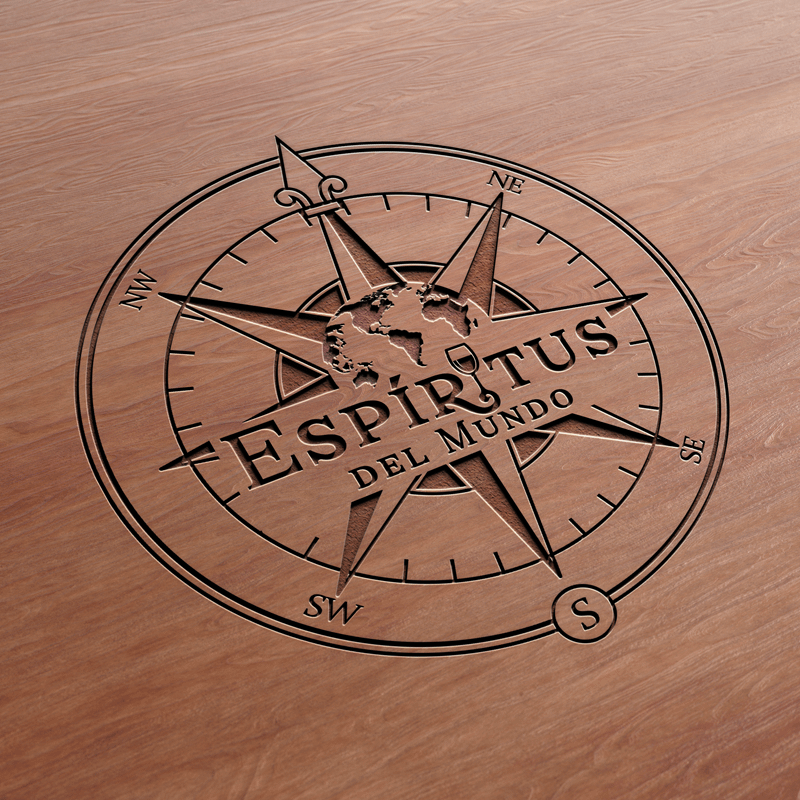 Logotipo Espíritus del Mundo