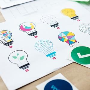 Servicio de diseño de logotipos para empresas