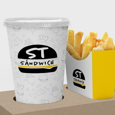 Logotipo ST Sandwich