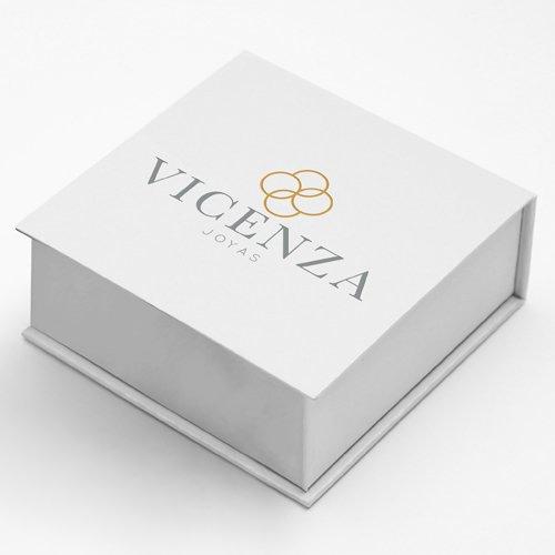 Diseño de logotipo para empresa Vicenza