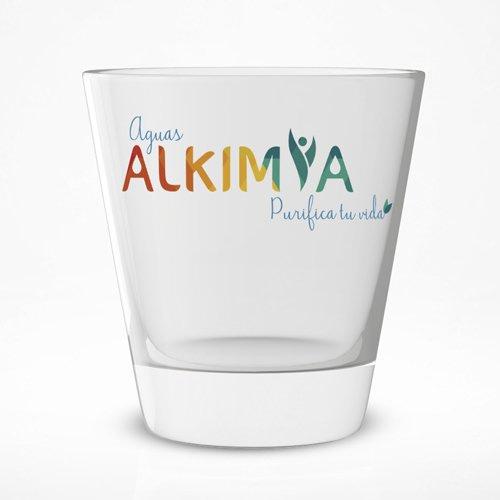 Diseño de logotipo para empresa Alkimya