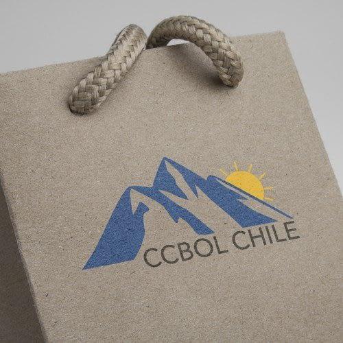 Diseño de logotipo para empresa CCBOL Chile