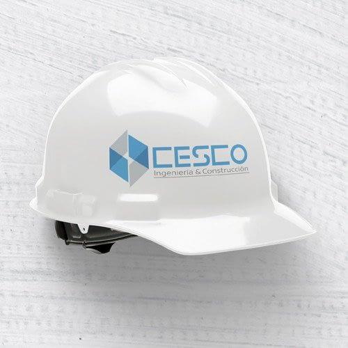 Diseño de logotipo para empresa Cesco