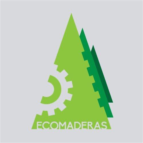 Diseño de Logotipo para empresa Ecomaderas
