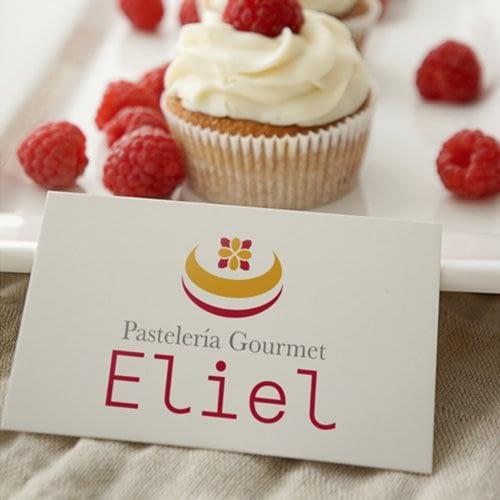 Diseño de logotipo para empresa Eliel
