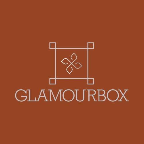 Diseño de logotipo para empresa Glamourbox