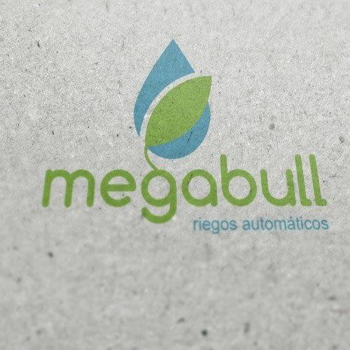 Diseño de logotipo para empresa Megabull