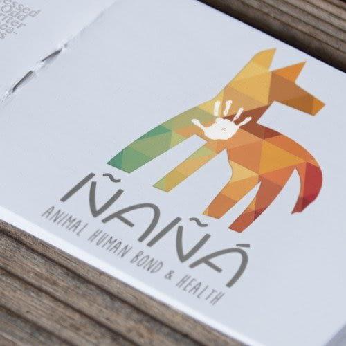 Diseño de logotipo para empresa Ñaña