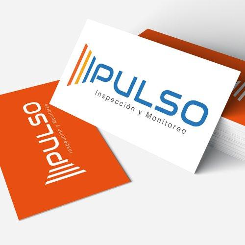 Diseño de Logotipo para empresa Pulso