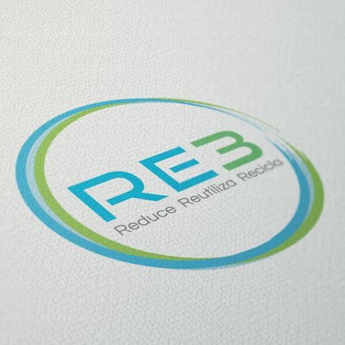Diseño de Logotipo para empresa RE3