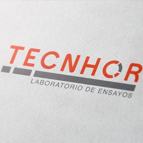 Diseño de Logotipo para empresa Tecnhor