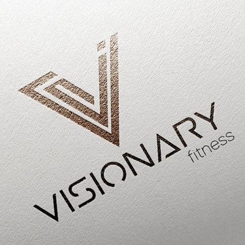 Diseño de logotipo para empresa Visionary