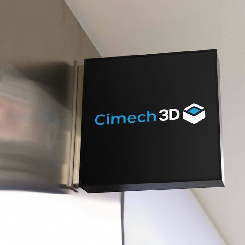 Diseño de Logotipo para empresa Cimech