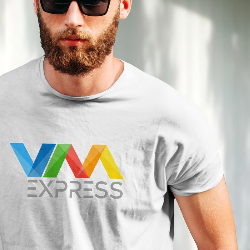 Diseño de Logotipo para VM Express