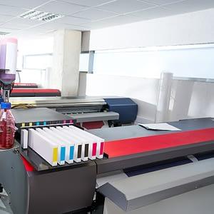 Servicios de imprenta para empresas