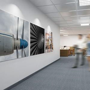 Letreros y señalética para oficinas