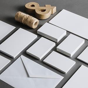 Servicio de impresión de papelería corporativa